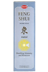 Wholesale Hem Feng Shui Metal Incense 8 Stick Packs (25/Box)