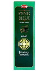 Wholesale Hem Feng Shui Wood Incense 8 Stick Packs (25/Box)