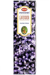 Wholesale Hem Precious Lavender Incense 8 Stick Packs (25/Box)