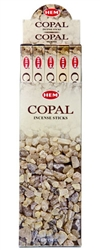 Wholesale Hem Copal Incense 8 Stick Packs (25/Box)