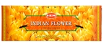 Wholesale Hem Indian Flower Incense 20 Stick Packs (6/Box)