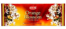 Wholesale Hem Orange-Blossom Incense 20 Stick Packs (6/Box)