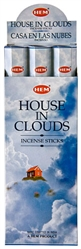 Wholesale Hem House In Clouds Incense 20 Stick Packs (6/Box)