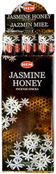 Wholesale Hem Jasmine-Honey Incense 20 Stick Packs (6/Box)