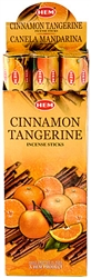 Wholesale Hem Cinnamon-Tangrine Incense 20 Stick Packs (6/Box)