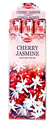 Wholesale Hem Cherry-Jasmine Incense 20 Stick Packs (6/Box)
