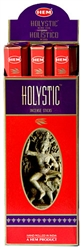 Wholesale Hem Holystic Incense 20 Stick Packs (6/Box)