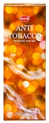 Wholesale Hem Anti-Tobacco Incense 20 Stick Packs (6/Box)