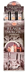 Wholesale Hem Black Magic Incense 20 Stick Packs (6/Box)