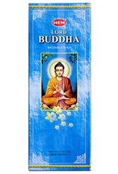 Wholesale Hem Buddha Incense 20 Stick Packs (6/Box)