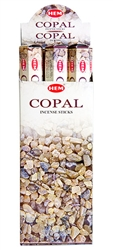 Wholesale Hem Copal Incense 20 Stick Packs (6/Box)