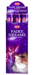 Wholesale Hem Fairy Dreams Incense 20 Stick Packs (6/Box)