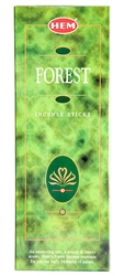Wholesale Hem Forest Incense 20 Stick Packs (6/Box)