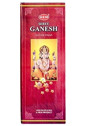 Wholesale Hem Ganesh Incense 20 Stick Packs (6/Box)