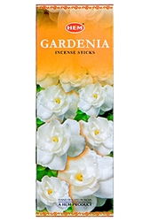 Wholesale Hem Gardenia Incense 20 Stick Packs (6/Box)