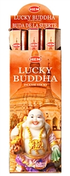 Wholesale Hem Lucky Buddha Incense 20 Stick Packs (6/Box)