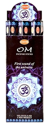 Wholesale Hem Om Incense 20 Stick Packs (6/Box)