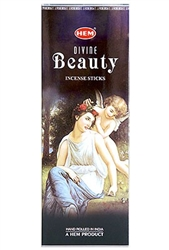 Wholesale Hem Divine Beauty Incense 20 Stick Packs (6/Box)
