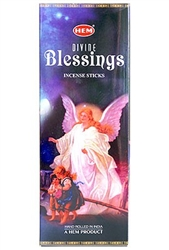 Wholesale Hem Divine Blessings Incense 20 Stick Packs (6/Box)