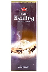 Wholesale Hem Divine Healing Incense 20 Stick Packs (6/Box)
