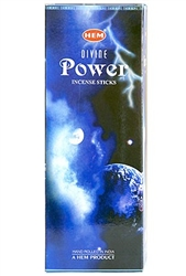 Wholesale Hem Divine Power Incense 20 Stick Packs (6/Box)
