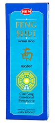 Wholesale Hem Feng Shui Water Incense 20 Stick Packs (6/Box)