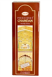 Wholesale Hem Precious Chandan Incense 20 Stick Packs (6/Box)
