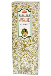 Wholesale Hem Precious Jasmine Incense 20 Stick Packs (6/Box)