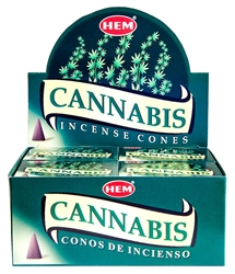 Wholesale Hem Cannabis Cones 10 Cones Pack (12/Box)