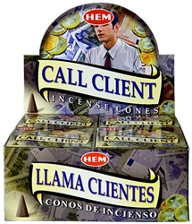 Wholesale Hem Call Client Cones 10 Cones Pack (12/Box)