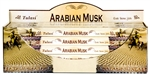 Wholesale Tulasi Arabian Musk Incense 8 Stick Packs (25/Box)