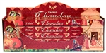 Wholesale Tulasi Chandan Incense 8 Stick Packs (25/Box)