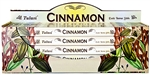 Wholesale Tulasi Cinnamon Incense 8 Stick Packs (25/Box)