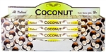 Wholesale Tulasi Coconut Incense 8 Stick Packs (25/Box)