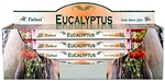 Wholesale Tulasi Eucalyptus Incense 8 Stick Packs (25/Box)