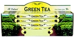 Wholesale Tulasi Green Tea Incense 8 Stick Packs (25/Box)