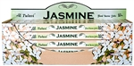 Wholesale Tulasi Jasmine Incense 8 Stick Packs (25/Box)