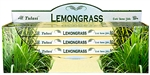 Wholesale Tulasi Lemongrass Incense 8 Stick Packs (25/Box)