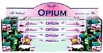 Wholesale Tulasi Opium Incense 8 Stick Packs (25/Box)