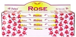 Wholesale Tulasi Rose Incense 8 Stick Packs (25/Box)