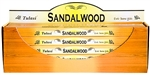 Wholesale Tulasi Sandalwood Incense 8 Stick Packs (25/Box)