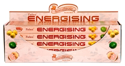 Wholesale Tulasi Energising Incense 8 Stick Packs (25/Box)