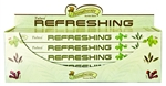 Wholesale Tulasi Refreshing Incense 8 Stick Packs (25/Box)