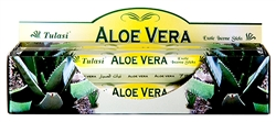 Wholesale Tulasi Aloe Vera Incense 20 Stick Packs (6/Box)