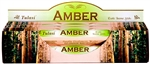 Wholesale Tulasi Amber Incense 20 Stick Packs (6/Box)