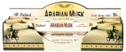 Wholesale Tulasi Arabian Musk Incense 20 Stick Packs (6/Box)