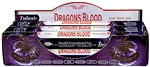 Wholesale Tulasi Dragons Blood Incense 20 Stick Packs (6/Box)