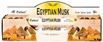 Wholesale Tulasi Egyptian Musk Incense 20 Stick Packs (6/Box)