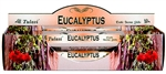 Wholesale Tulasi Eucalyptus Incense 20 Stick Packs (6/Box)