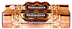 Wholesale Tulasi Kamasutra Incense 20 Stick Packs (6/Box)